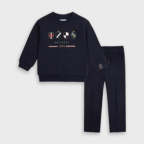 Mayoral Boys Two Piece Tracksuit