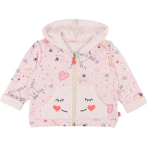 Billieblush Baby Girls Fleece Lined Jacket