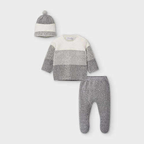Mayoral Baby Boys Three Piece Set