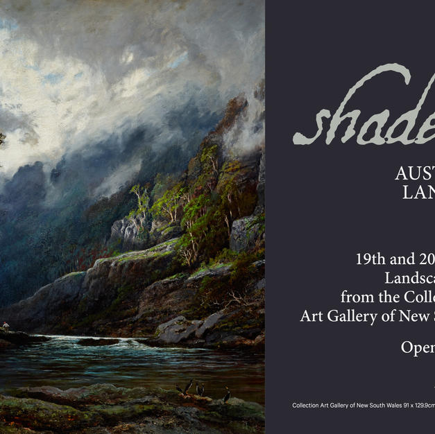 SHADED: The Other Australian Landscape