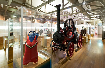 Museum - Costume and Steam engine.jpg