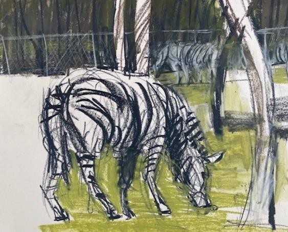 """Zoo"" Euan McLeod and Rodney Pople"