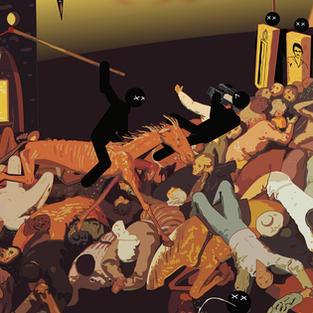 Arlo Mountford Deep Revolt