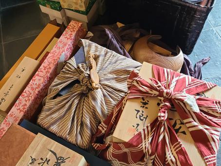 本日も茶道具お買取りさせていただきました|茶道具査定買取|山形|香月苑|出張買取