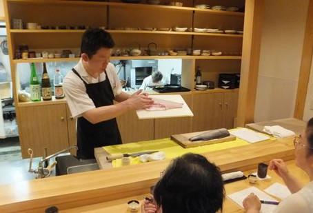 茶の湯講座 第三回懐石料理教室