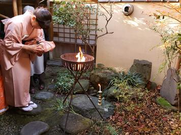 令和元年 茶筅供養を 茶道具 香月苑にて行いました!