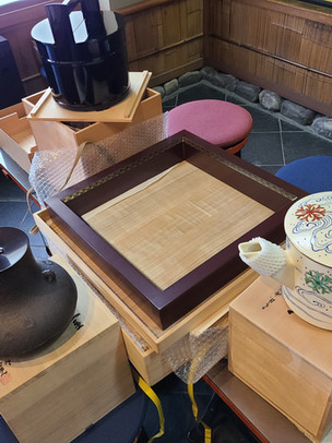 茶道具をリピートでお売りいただきました!|茶道具買取|山形買取|香月苑