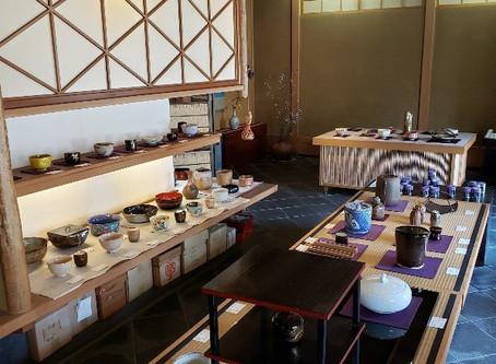 「四季の茶道具逸品展」開催中!茶道具 香月苑