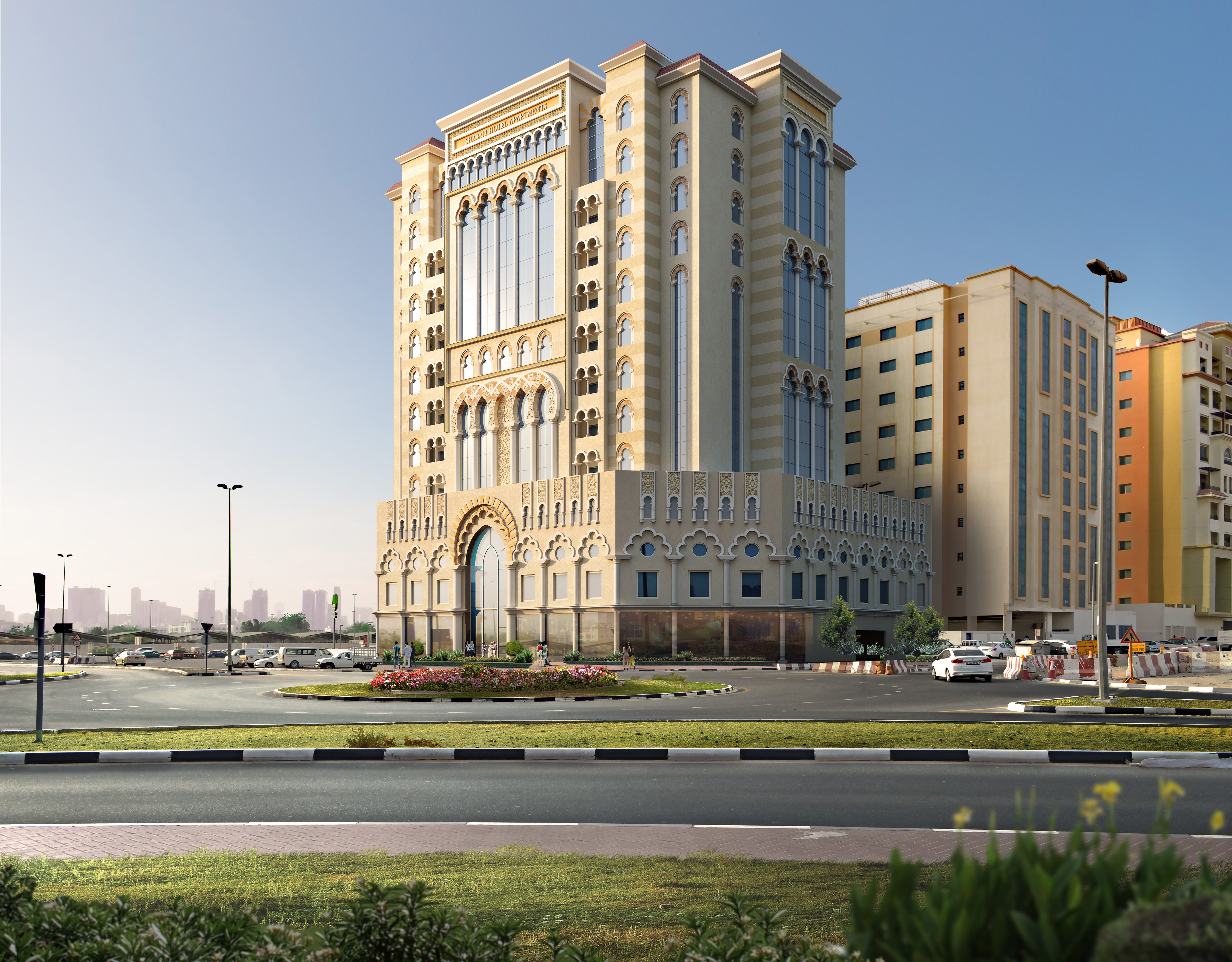 Sharafi Hotel at Muhaisanah