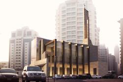 Mosque Modern Style