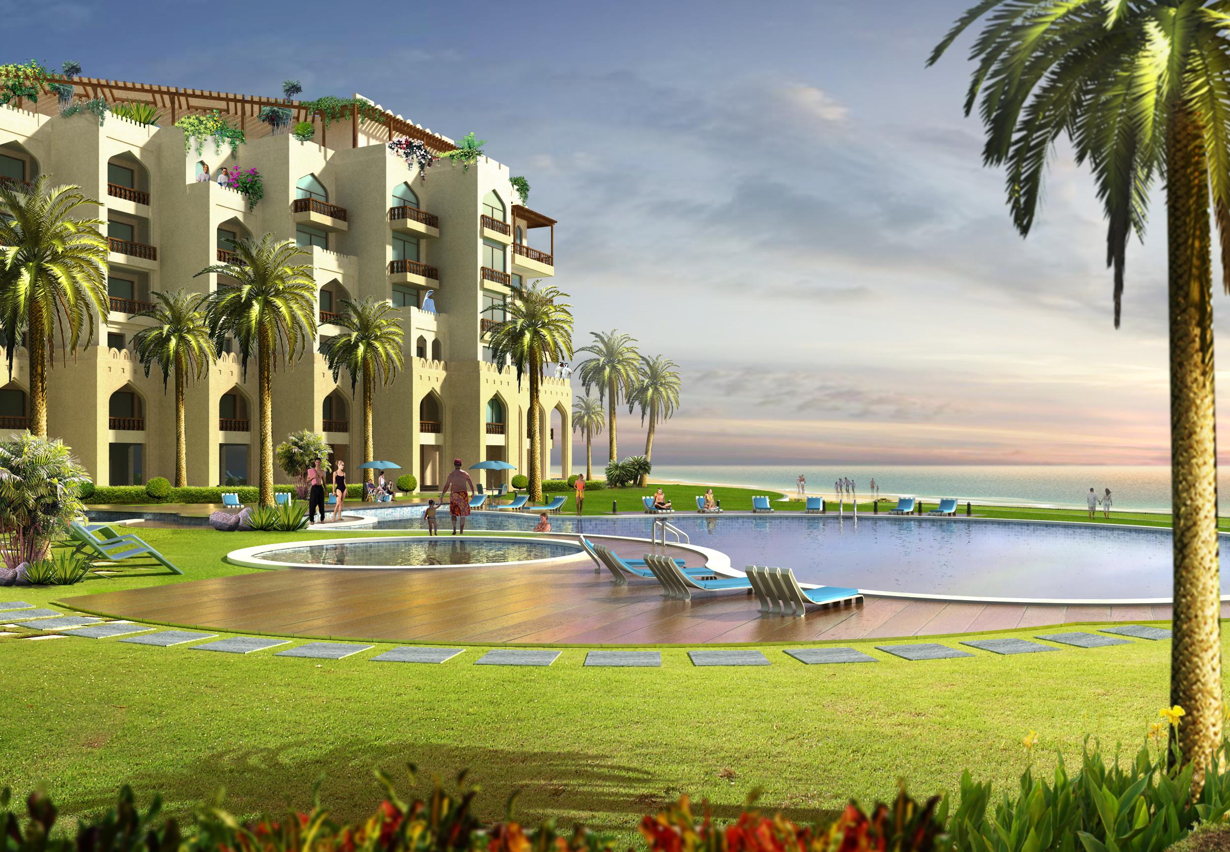 5star Hotel in Sohar-Oman