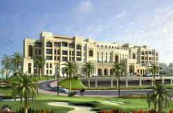 5star Hotel in Sohar-Oman