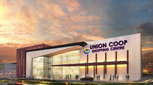 Union Coop Commercial Centre proposal in Jumeirah Third