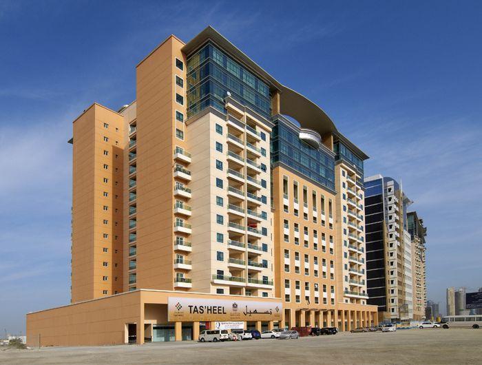 Al Mamzar & Al Nahda Buildings