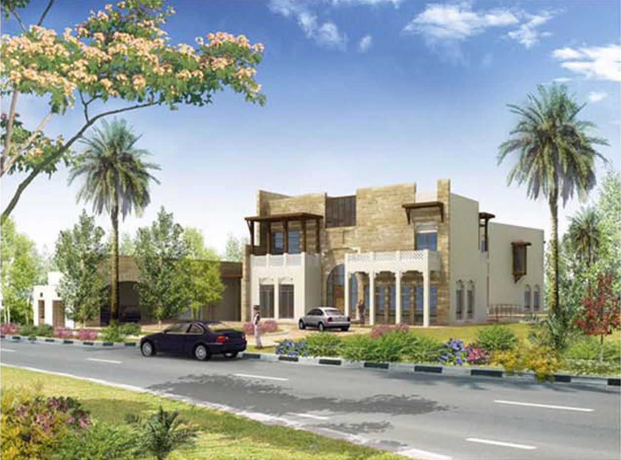 Mudon-Signature Villas & Apartments