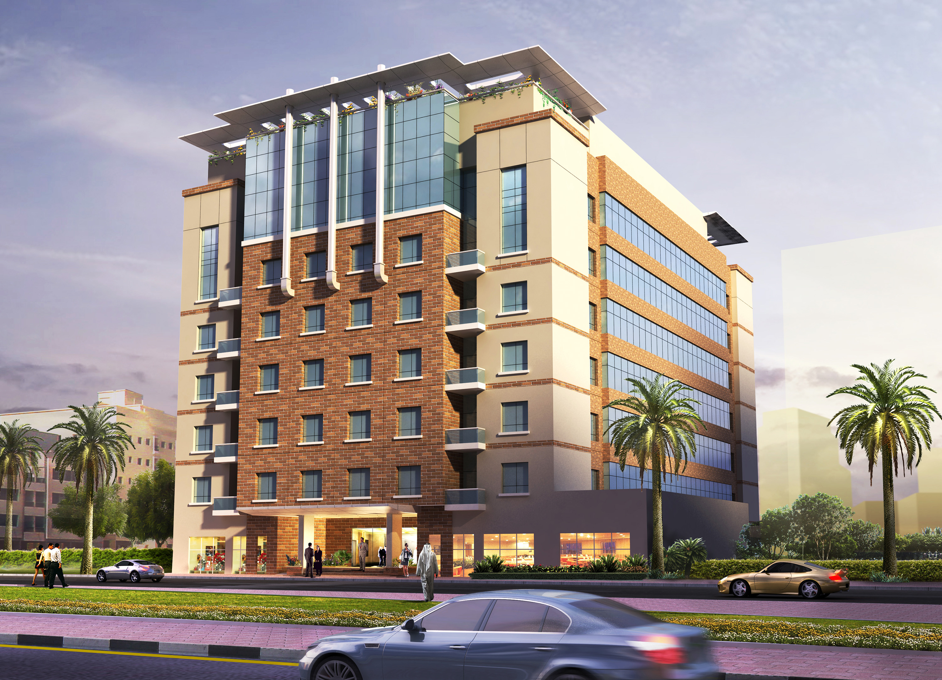 Sharafi Hotel at Al Barsha