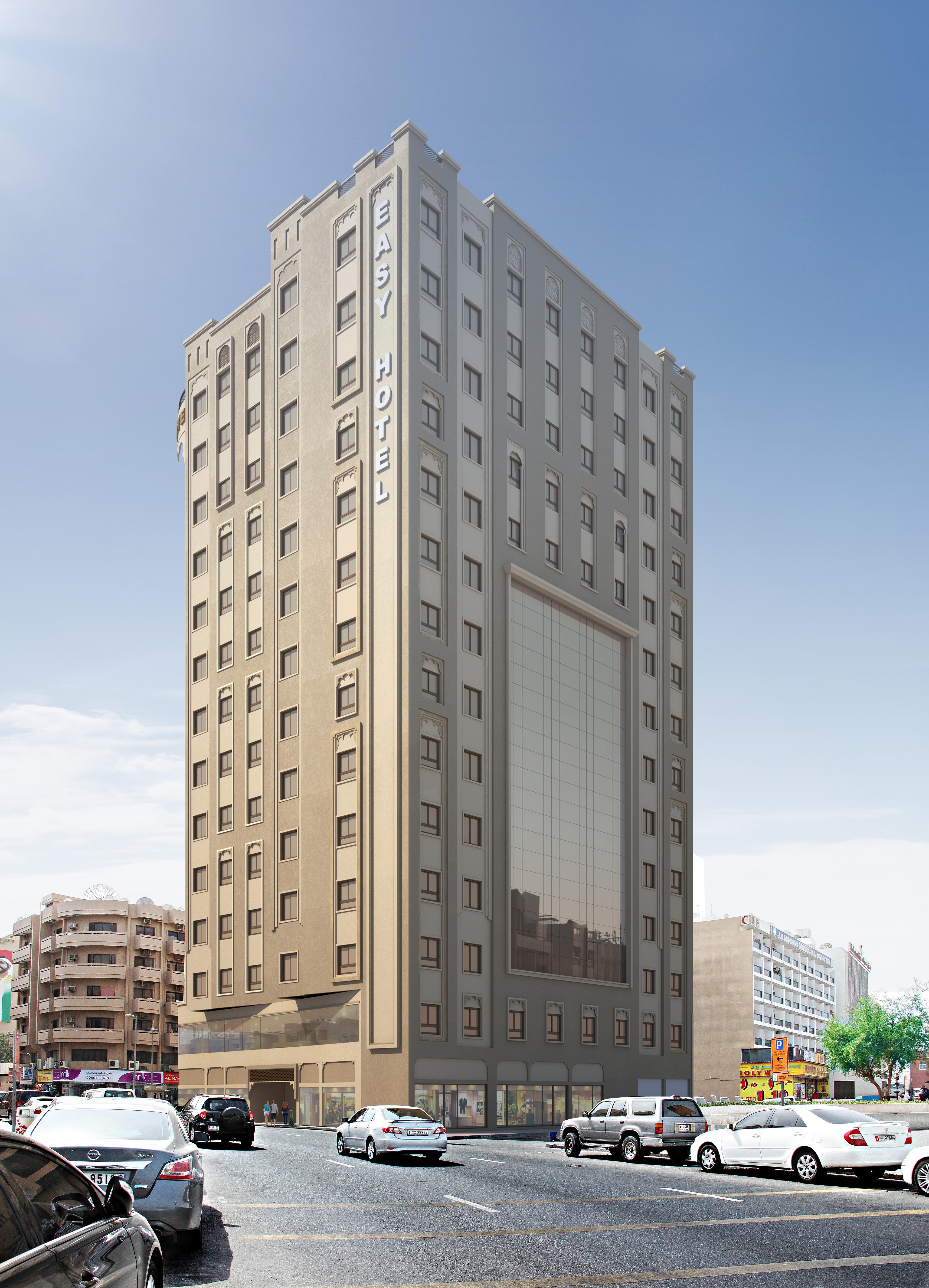 Easy Hotel At Bur Dubai