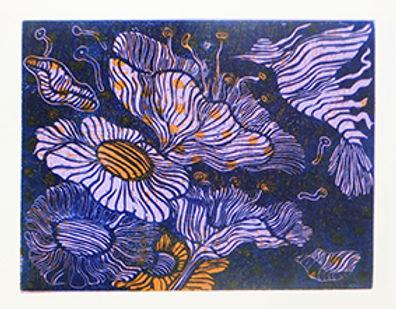transience woodcut marie-noelle van berk