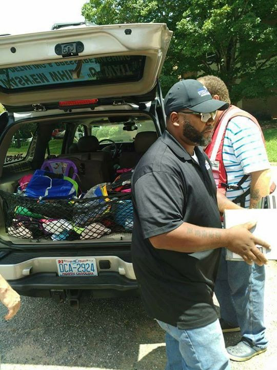 Helping families suffering from tragic fire