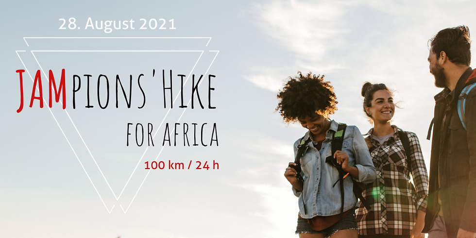 JAMpions Hike for Africa