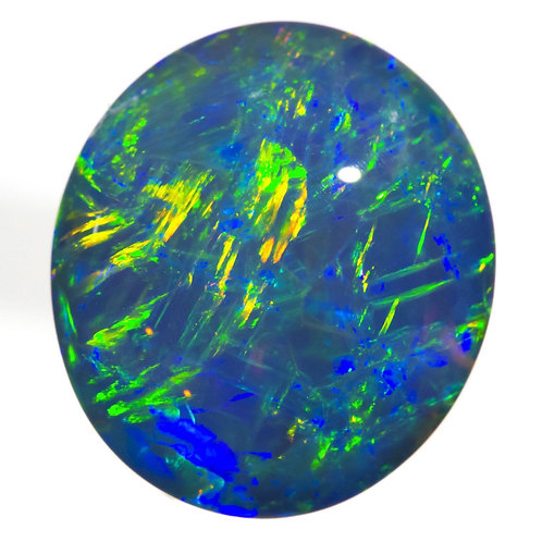 1.84ct Crystal Opal Lightening Ridge