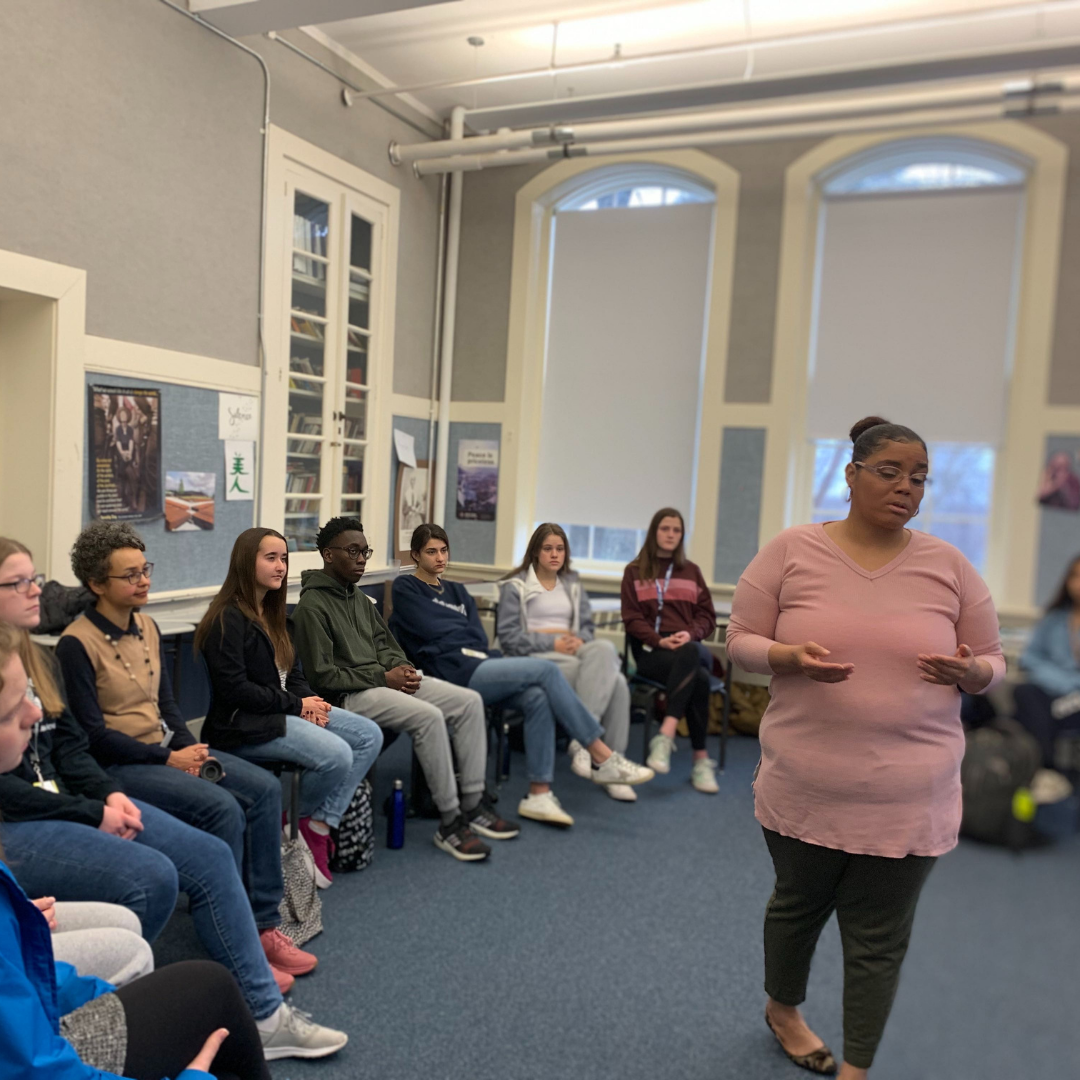 Voices of Homelessness   Constituent Engagement