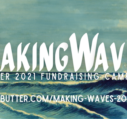 Join the movement, and make waves to end homelessness.