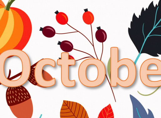 October Newsletter: Growth & Harvest
