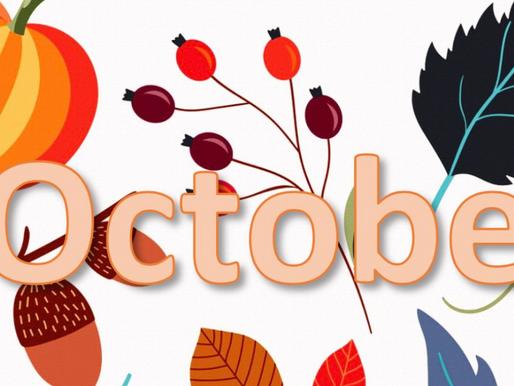October Newsletter: Growth & Harvest