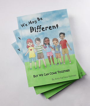 We May Be Different, But We Can Come Together - Paperback