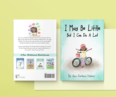 I May Be Little, But I Can Do A Lot - Paperback