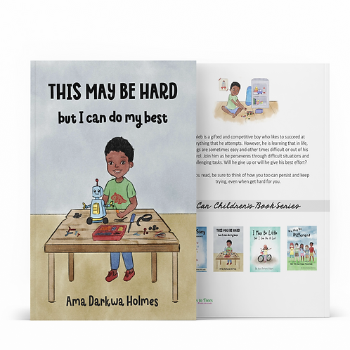 This May Be Hard, But I Can Do My Best - eBook