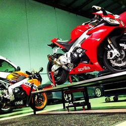 Work time #fun #sleep #sport #MotoGP