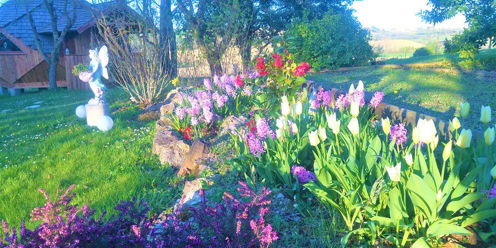 Le printemps au Domaine des Fées