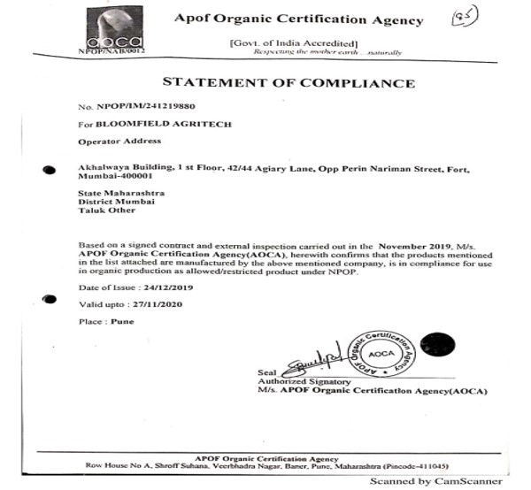 Bloomfield Organic Certification 1.jpg