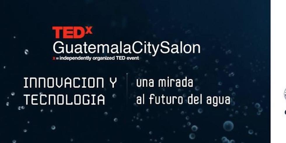 5.42  TEDxGuatemalaCitySalon: Innovación y tecnología