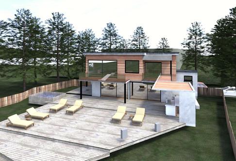 Gasparo Hamptons' Home