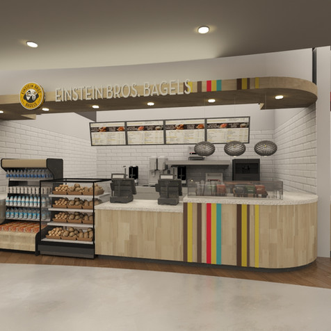 LAS VEGAS | EINSTEIN BROS. | Design