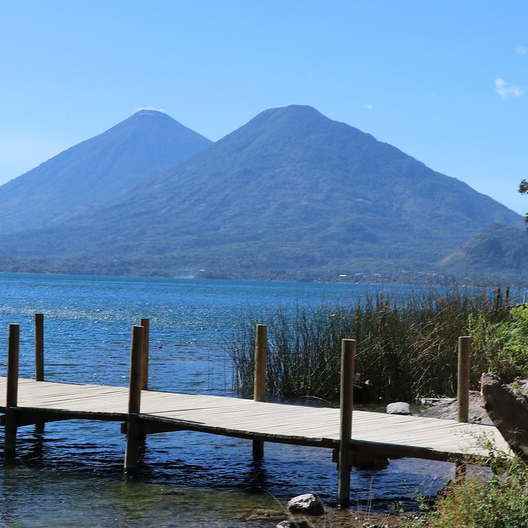 Charla: Rukux Ulew: Agua sagrada en Atitlán