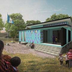 GUATEMALA | CENTRO DE SALUD (MIS) | Architecture