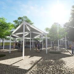 OLINTEPEQUE | DISTRITO MERCADO | Architecture