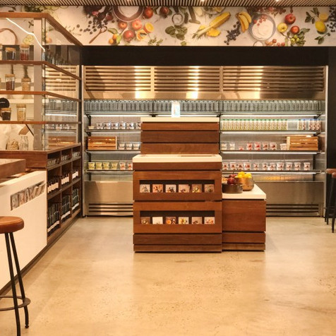 NEW YORK | CHOBANI TRIBECA | Space Planning