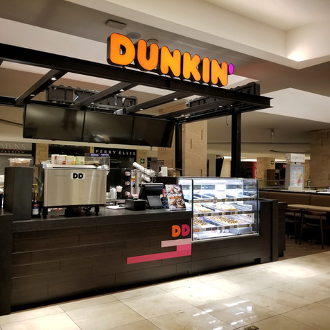 DUNKIN Mall Miraflores | Design Built