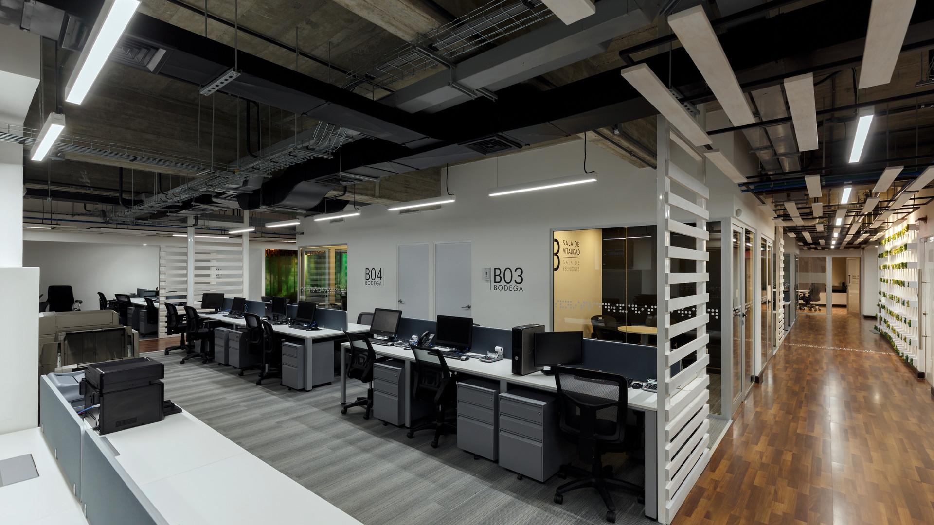 Department spaces