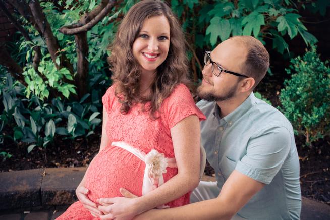 Evan + Tabor | Maternity