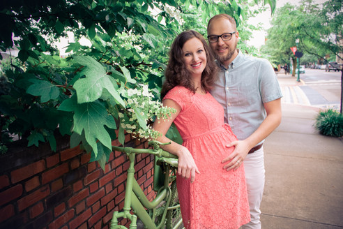 Evan + Tabor   Maternity