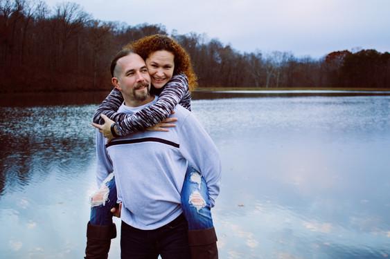Sharra + Shawn   Couple