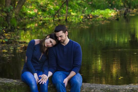 Alyssa + Hayden   Engagement