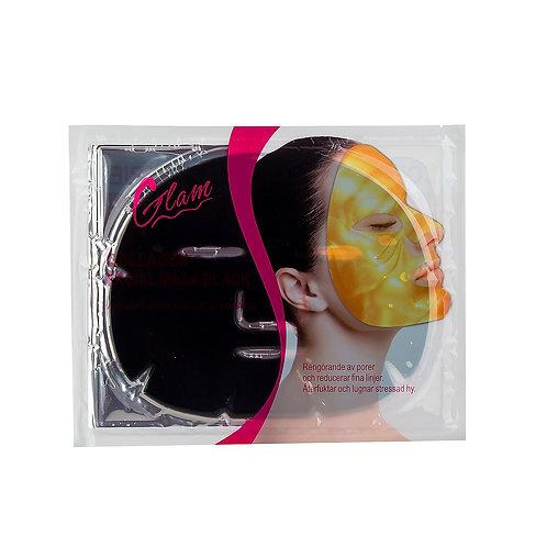 Collagen Facial Mask - Black
