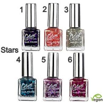 Nail Polish - Stars